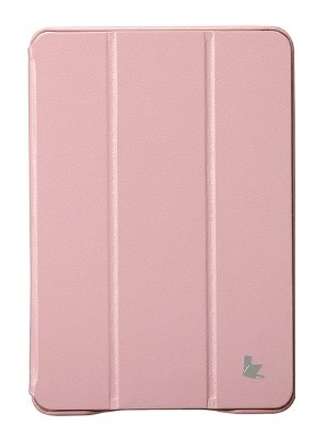 Чехол Jisoncase Executive для Samsung Galaxy Tab Pro 8.4 T325/T320 светло-розовый