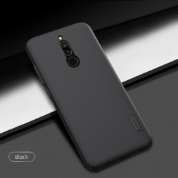 Накладка Nillkin Frosted Shield пластиковая для Xiaomi Redmi 8 Black (черная)