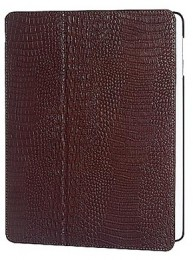 Чехол Borofone Crocodile pattern для iPad 4/ iPad 3/ iPad 2 Brown