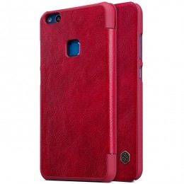 Чехол Nillkin Qin Leather Case для Huawei P10 Lite (Nova Lite) Red (красный)