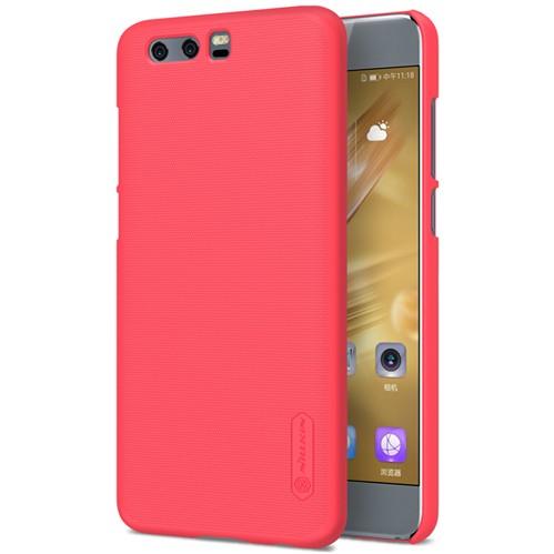 Накладка Nillkin Frosted Shield пластиковая для Huawei Honor 9 Red (красная)