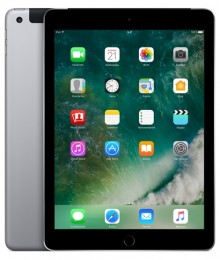 Планшет Apple iPad 128Gb Wi-Fi Space grey (2017)
