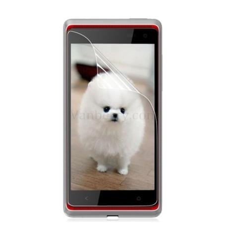 Пленка защитная для HTC Desire 600 Dual Sim глянцевая