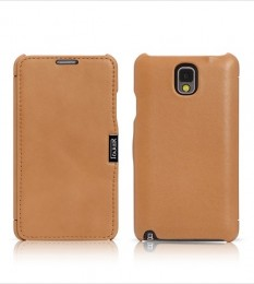 Чехол iCarer для Samsung Galaxy Note3 N900/9005 Brown