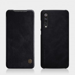 Чехол Nillkin Qin Leather Case для Xiaomi Mi9 Black (черный)