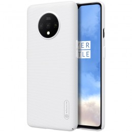 Накладка Nillkin Frosted Shield пластиковая для OnePlus 7T White (белая)