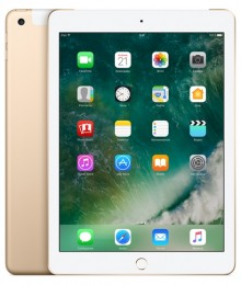 Планшет Apple iPad 128Gb Wi-Fi + Cellular Gold (2017)