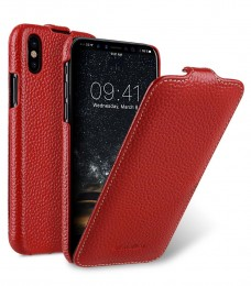 Чехол Melkco Jacka Type для iPhone X / iPhone XS Red (красный)