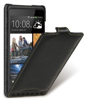 Чехол Melkco для HTC Desire 600 Dual Sim Black