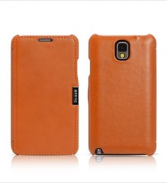 Чехол iCarer для Samsung Galaxy Note3 N900/9005 Orange