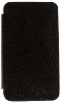 Чехол-обложка для Samsung N7100 Galaxy Note II коричневый
