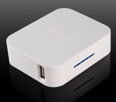 Аккумулятор Yoobao Magic Cube Power Bank YB-627 4400 mAh внешний универсальный белый