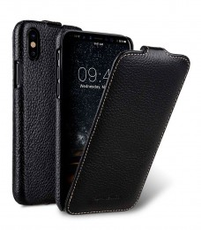 Чехол Melkco Jacka Type для iPhone X / iPhone XS Black (черный)