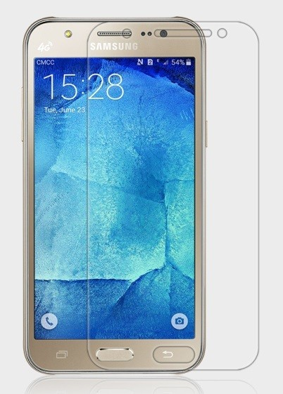 Пленка защитная для Samsung Galaxy J5 J500 глянцевая