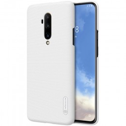 Накладка Nillkin Frosted Shield пластиковая для OnePlus 7T Pro White (белая)