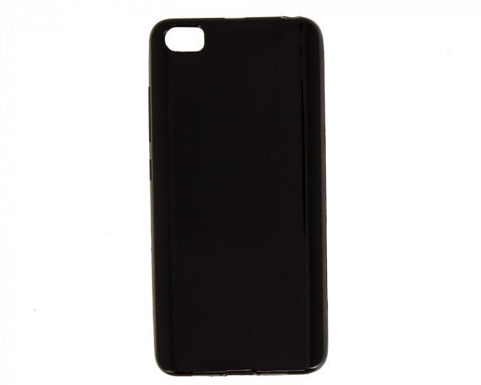 """Накладка силиконовая для Xiaomi Mi5 (5,15"""") черная"""