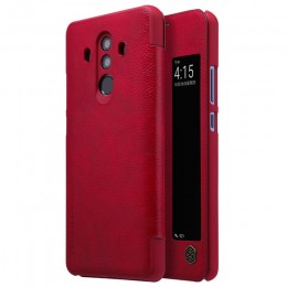 Чехол Nillkin Qin Leather Case для Huawei Mate 10 Pro Red (красный)