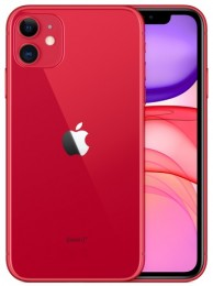 Apple iPhone 11 128Gb Dual Sim Red