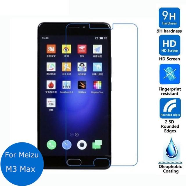 Защитное стекло для Meizu M3 Max