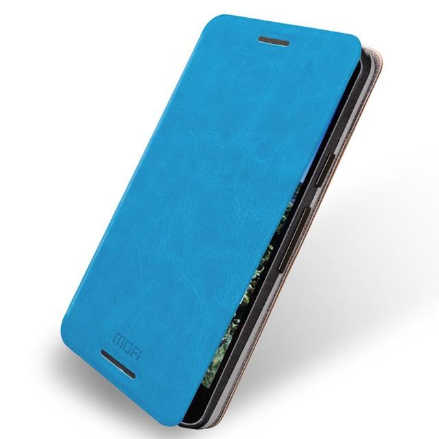 Чехол Mofi для LG Nexus 5X Light Blue (голубой)
