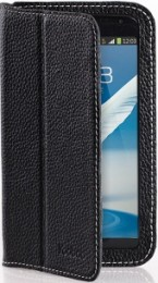 Чехол Yoobao Executive Leather Case for Samsung Galaxy Note II N7100 Черный