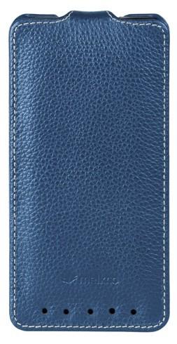 Чехол Melkco для HTC Desire 600 Dual Sim Dark Blue