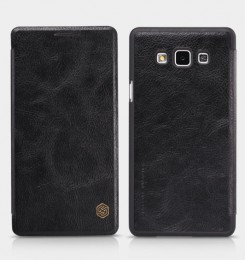 Чехол Nillkin Qin Leather для Samsung Galaxy A7 A700 Black