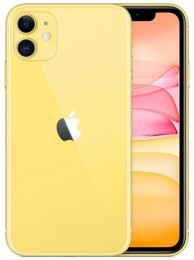 Apple iPhone 11 128Gb Dual Sim Yellow