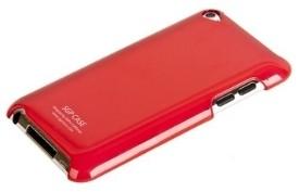Накладка SGP для iPod touch 4 красная