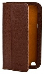 Чехол Yoobao Executive Leather Case for Samsung Galaxy Note II N7100 Коричневый