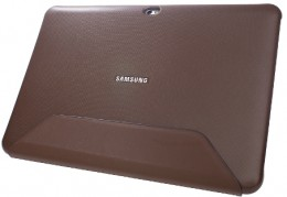 Чехол Book Cover для Samsung Galaxy Tab2 P5100/P5110/P7500/7510 Brown
