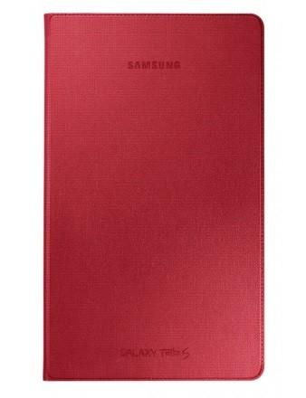 Чехол Simple Cover EF-DT700B для Samsung Galaxy Tab S 8.4 SM-T705/700 красный