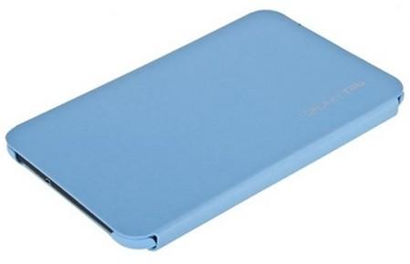 Чехол Book Cover для Samsung Galaxy Tab2 P5100/P5110/7500/7510 Blue