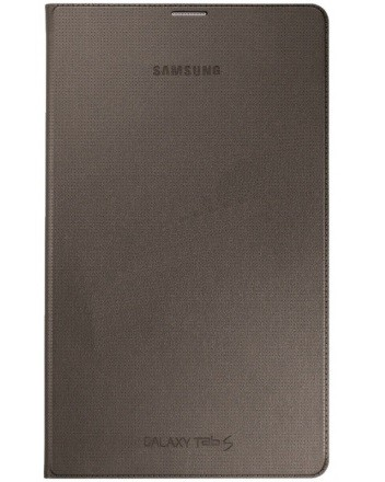 Чехол Simple Cover EF-DT700B для Samsung Galaxy Tab S 8.4 SM-T705/700 бронзовый