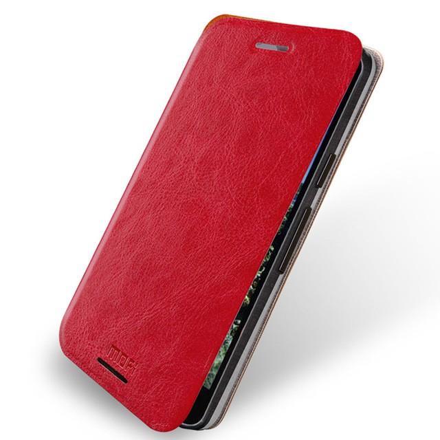 Чехол Mofi для LG Nexus 5X Rose (малиновый)