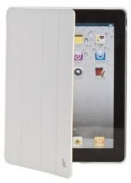 Чехол Jisoncase Executive для iPad 4/3/2 белый