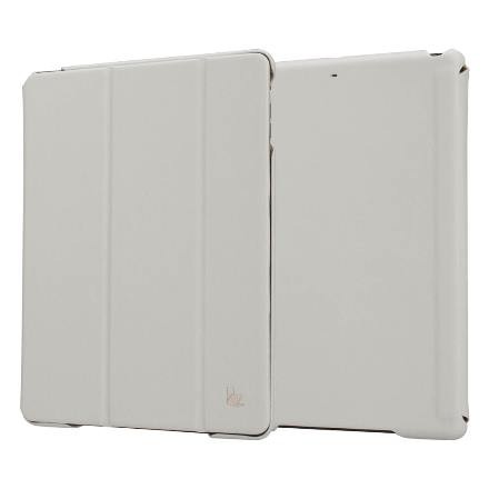 Чехол Jisoncase Executive для iPad 5 Air белый