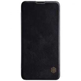 Чехол Nillkin Qin Leather Case для OnePlus 6T Black (черный)