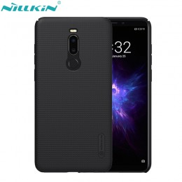 Накладка Nillkin Frosted Shield пластиковая для Meizu Note 8 Black (черная)