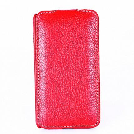 Чехол Melkco для Nokia Lumia 530 Dual sim Red LC (красный)