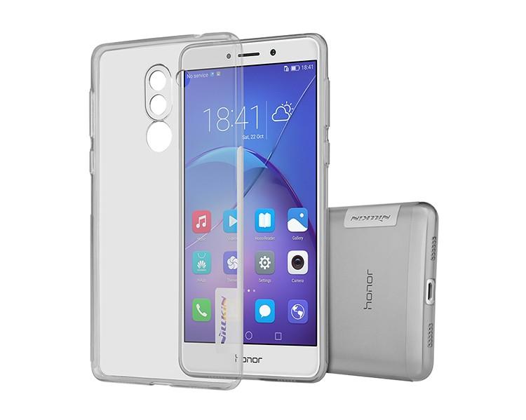 Накладка Nillkin Nature TPU Case силиконовая для Huawei Honor 6X (Mate 9 lite/GR5 2017) прозрачно-черная