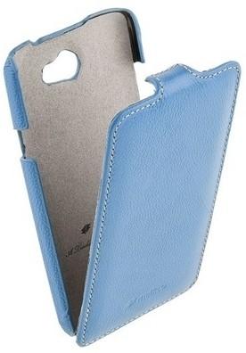 Чехол Melkco для HTC One X Blue