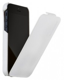 Чехол Borofone General flip Leather case White для iPhone 5