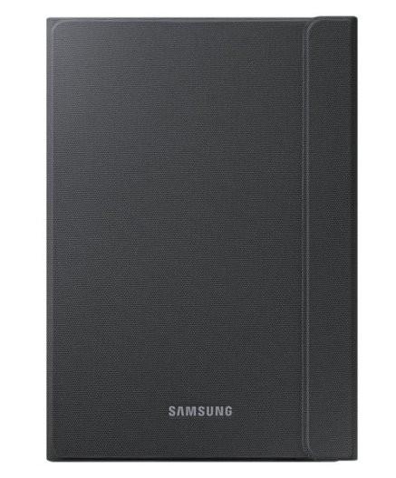Чехол Book Cover для Samsung Galaxy Tab A 9.7 SM-T555/550 EF-BT550BSEGRU титан (серый)