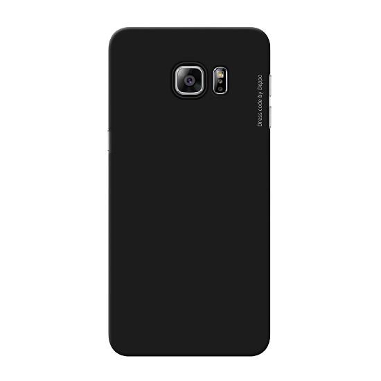Накладка Deppa Air Case для Samsung Galaxy S6 Edge+ G928 черная