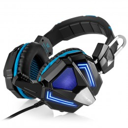 Наушники Kotion Each G5000 Pro Gaming Headset синие