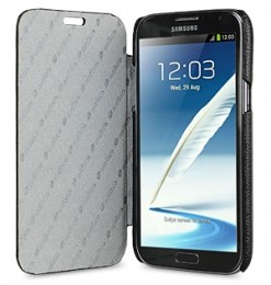 Чехол-книжка Melkco для Samsung Galaxy Note II N7100 Black