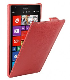Чехол Melkco для Nokia Lumia 1320 Red
