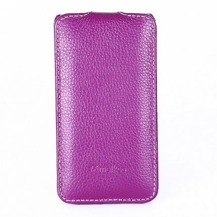 Чехол Melkco для Nokia Lumia 530 Dual sim Purple LC (фиолетовый)