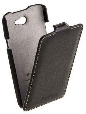 Чехол Melkco для HTC One X Black